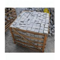 China G623 Mid Grey Granite Paving Environmental Protection ODM Service on sale