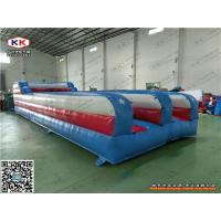 Wholesale PVC Tarpaulins Inflatable Sports Games For Outside Entertainment Customized from china suppliers