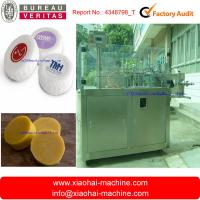 Wholesale 3 in one full automatic pleat soap wrapping machine from china suppliers