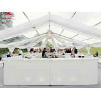 Wholesale Aluminum Alloy Movable Event Party Tent / Heavy Duty Outdoor Tents from china suppliers