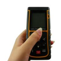 Quality 70m Handheld Digital Laser Distance Meter For Engineering Measurement And Indoor for sale