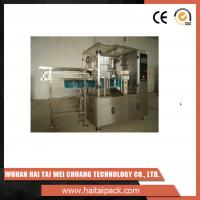 Wholesale Commodity,Food,Medical,Machinery & Hardware,Chemical Application and New Condition Doypack Bag  With Cap Packing Machine from china suppliers