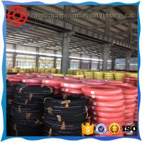 Wholesale Sand blast hose 2'' inch textile reinforced smooth surface rubber hose from china suppliers