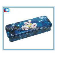 Quality colorful pencil tin box for sale