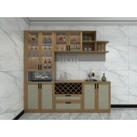 Wholesale Wine Cabinets In Fashion Design Bottle Storage Rack From China Furniture Supplier In-Wall Cabinets For Modern House from china suppliers