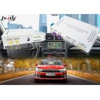 Wholesale Android Navigation Box for 2014-2017 Citroen C4L (MNR) with 1.6CPU TF Card from china suppliers