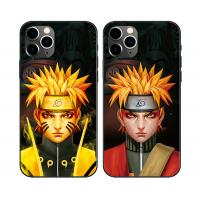 Wholesale Black Anime 3D Lenticular Flip Phone Case For Iphone 11 from china suppliers