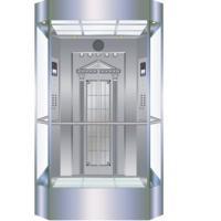 Buy cheap High Integrated Elevator Core Accessory Machine Room Less Elevator 630KG -1600KG from Wholesalers