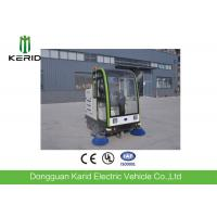Wholesale Smart Electric Patrol Car / Full Closed 48V DC Motor Street Electrical Sweeper Vehicle from china suppliers