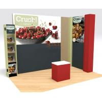 Wholesale Black Retail POS Displays , MDF Display Stands For Retail Products from china suppliers