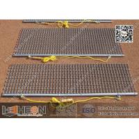 Wholesale 3'X8' Flexible Steel Drag Mat | China Drag Mat Factory from china suppliers
