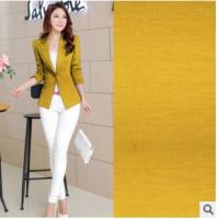 Buy cheap Weft Dyeing Women Elasticity Acrylic Knitting Spot fashion suit fabrics from Wholesalers