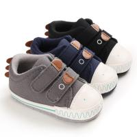 Wholesale Hot selling Canvas sport Cute soft 0-2 years boy girl outdoor sneaker baby shoes boy from china suppliers