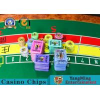 Wholesale Manufacturer Custom RFID Chip Poker Club VIP Clay Texas Chip Independent Identification ID Number from china suppliers