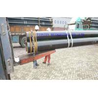 Astm a hot rolled seamless steel pipe tube for
