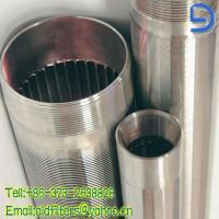 Wholesale JOHNSON SCREEN PIPES from china suppliers
