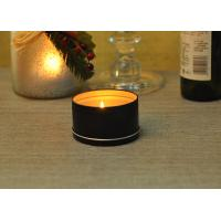 Quality Heat Resistant Tin Votive Candle Holders Scented Home Frangrance for sale