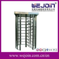 Digital double direction full height turnstile automatic