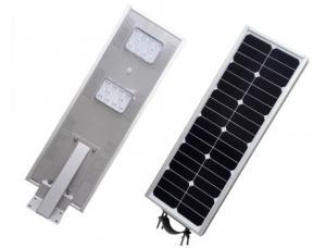 China 3 Years Warranty 6000K 40W Integrated Solar Led Street Light on sale