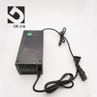 China Portable Electric Bike Charger 220V 50HZ Input Adjustable , Short Circuit Protection on sale