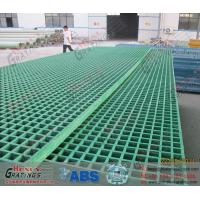 Wholesale Fiberglass Reinforced Plastic Molded Grating from china suppliers