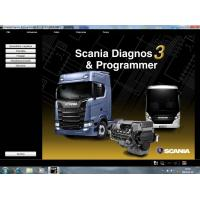 Wholesale Scania SDP3 v 2.35 Diagnostic & Programmer sofware+scania XCOM 2.30  no need  usb dongle from china suppliers