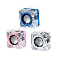 Quality Multi color FM Radio mini speaker for sale