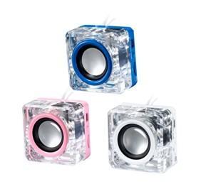 Wholesale Multi color FM Radio mini speaker         from china suppliers