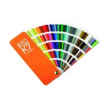 Wholesale Ral color card number Ral k7 classic color chart Ral k7 colour chart ral k7 ral colour chart international metal card from china suppliers