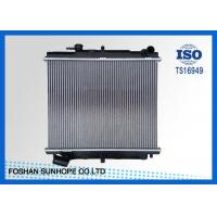 Wholesale Aluminum Brazed Nissan Car Radiator TRUCK MT OEM 21410-6T001 Inlet / Outlet 35mm from china suppliers
