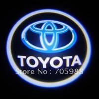 Wholesale 3D logo car led lights 3D logo car led door projector lights from china suppliers