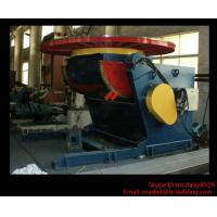 Wholesale Standard 2 Ton Revolving Welding Rotary Table Metallurgical Type With 1.2m Worktable from china suppliers