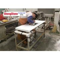 Wholesale Super White Nano Crystallized Glass Countertops For Medical Institution Countertop from china suppliers