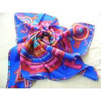 Wholesale Printed Silk Scarves from china suppliers