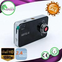 Wholesale K6000 Full Hd Night Vision Dash Cam With 2.4 Inch Lcd Screen / TF 32GB Memory Card from china suppliers