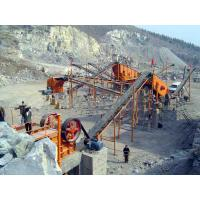Wholesale New 10-1000t/h lime stone crushing line from china suppliers