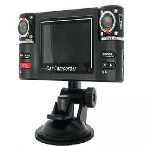 Quality G-Sensor Car Blackbox DVR H.264 MOV , Car Blackbox Vehicle DVR for sale