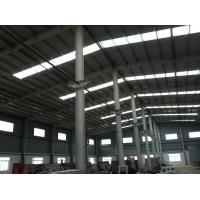 Wholesale Lightweight Steel Structures , High Strength Steel Structure Building For Homes from china suppliers