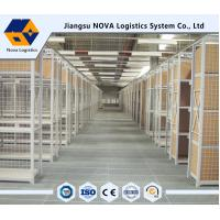 Wholesale Durable Quality MeMulti Tier Mezzanine Racking , Warehouse Mezzanine Systems from china suppliers