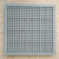 China Raised access Floor Perforated Panel for sale