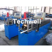 Wholesale Light Steel Truss Stud Roll Forming Machine Thickness 0.4-1.0mm , 70mm Axis Diameter from china suppliers