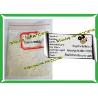 Wholesale White Powder  Furosemide Treatment of hypertension And Edema CAS 54-31-9 from china suppliers