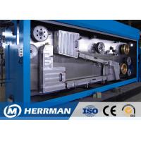 Wholesale 2 Wires Rod Breakdown Brass Wire Drawing Machine 1800m / Min Line Speed from china suppliers