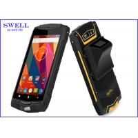 Buy cheap 5 Inch Rugged Waterproof Smartphone gps barcode device with 2 sim cards from Wholesalers