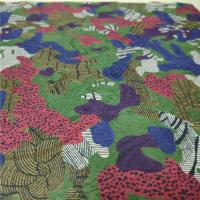 Wholesale 100% Cotton Custom Printed Fabric , Reactive Printing Cotton Apparel Fabric from china suppliers