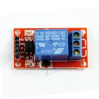 Quality 1-Channel H/L Level Triger Optocoupler Relay Module for Arduino 5V for sale