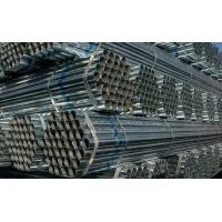 Wholesale 08Yu, 08Al oiled / black color / galvanized Rectangle, Ellipse Welded Steel Pipes / Pipe from china suppliers