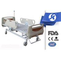 Wholesale Full Stainless Steel Manual Specialty Hospital Beds For Home Use , FDA from china suppliers
