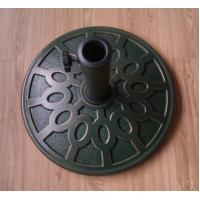 China Hot Sale Modern Umbrella Resin Base on sale