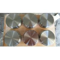 Wholesale R60702 Zirconium (Zr) SputteriHigh purity sputtering target Zr targetng Targets Dia67*32MM from china suppliers